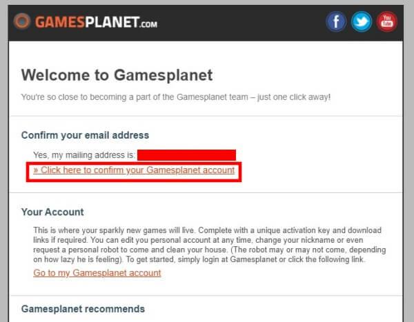 PCゲームキー販売サイト「Gamesplanet」の登録や買い方を図解入りで解説4