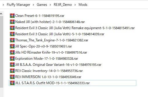 【RE:3】Mod管理には必須「Fluffy Manager」の導入方法と使い方(DEMO対応)5