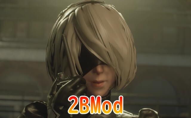 【RE:3】バイオRE3のジルを2Bに変更するMod