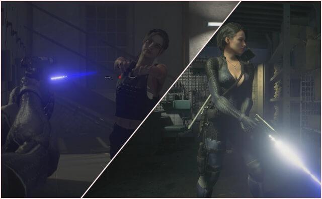 【RE:3】武器の見た目をいろいろ変更するModSamurai Edge