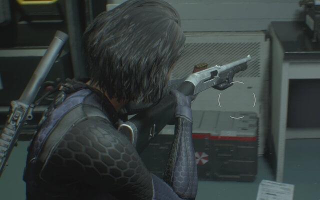 【RE:3】武器の見た目をいろいろ変更するModショットガンM3