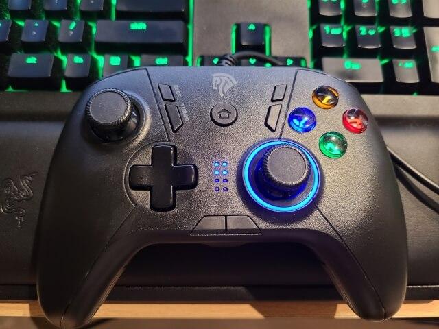 PCゲームにおすすめコントローラー