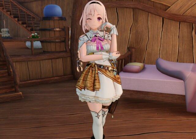 【ライザのアトリエ】ライザをゴシックや魔法少女へ変更するModの導入解説魔法少女ライザ