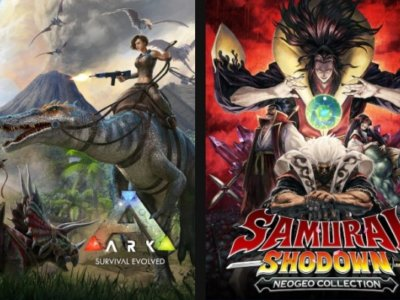 Epic Games「ARK:SURVIVAL EVOLVED」「サムライスピリッツNEOGEO COLLECTION」無料配布中!