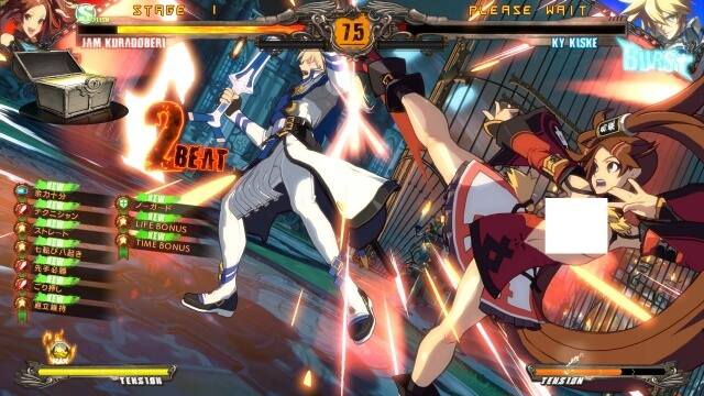 GUILTY GEAR Xrd -REVELATOR-Mod