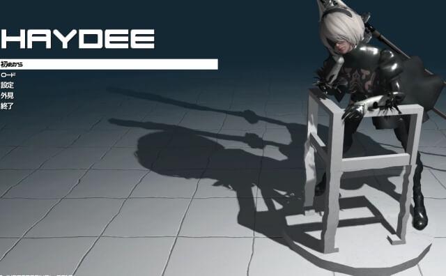 【HAYDEE】キャラクターMod導入解説(2B、ティファ、舞など)