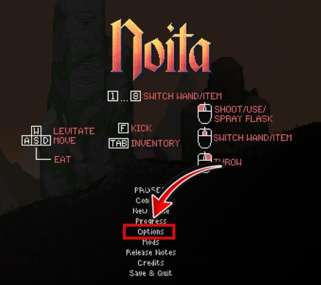 NOITAを日本語化する方法1