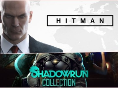 Epic Games「HITMAN」「Shadowrun Collection」無料配布中!