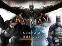 Batman Arkham Bundleが81%OFFのセール開催!