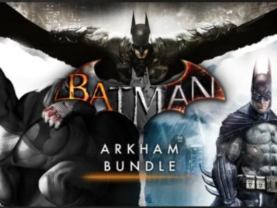 Batman Arkham Bundleが81%OFFのセール開催!