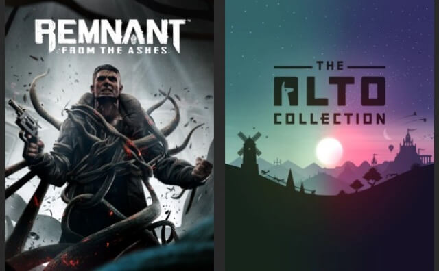 Epic Games「Remnant: From the Ashes」「アルト・コレクション」無料配布中!
