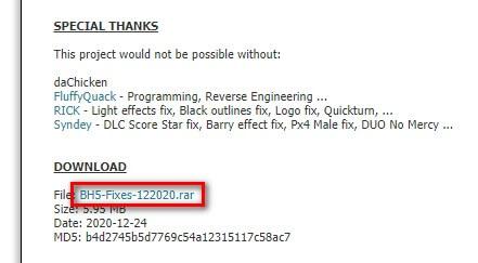 Steam版「バイオハザード5」が起動しない場合の対処方法パッチダウンロード