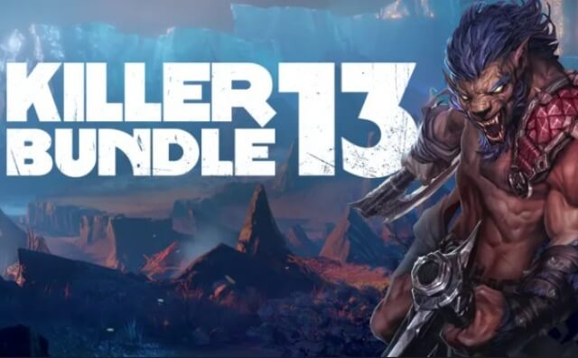 Fanatical「Killer Bundle 13」が465円で販売中!
