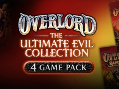 「Overlord: Ultimate Evil Collection」が期間限定99円!
