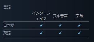 PC版「英雄伝説 閃の軌跡IV -THE END OF SAGA」は日本語版