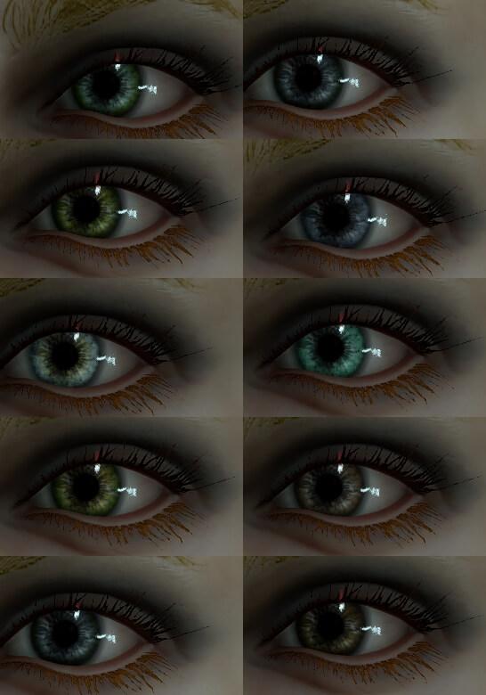 目の解像度アップMod