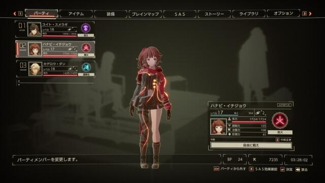 Gameplanetの「スカーレットネクサス」は日本語版?