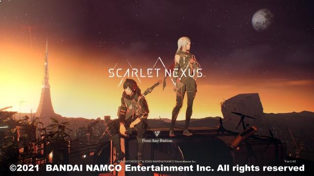 PC版「SCARLET NEXUS(スカーレットネクサス)」が安く買えるストア紹介