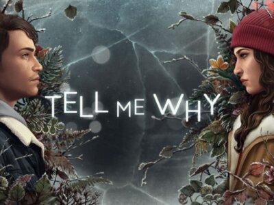 【Tell Me Why】Steamにて期間限定無料配布中!