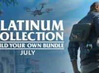 【Fanatical】PlatinumCollection:BuildYourOwnBundle【2021年7月】3タイトル1,222円から