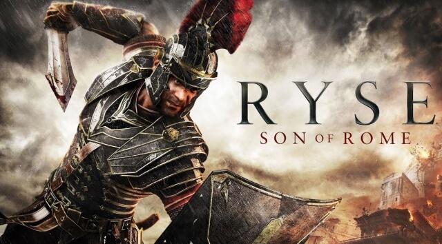 SteamおすすめアクションRyse Son of Rome