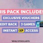 【GMG】XP Program特典が利用可能になるXP Pack Summer2021販売中!