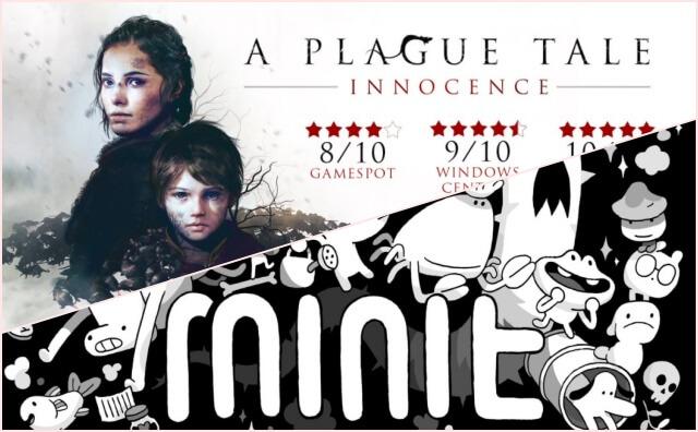 Epic Games「A Plague Tale: Innocence」「Minit」無料配布中!