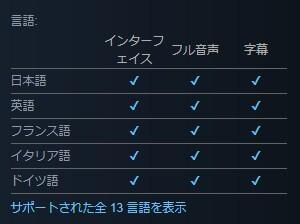 GMGの「DOOM ETERNAL」は日本語対応?