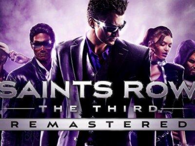 【無料配布】Epic Games「Saints Row The Third Remastered」