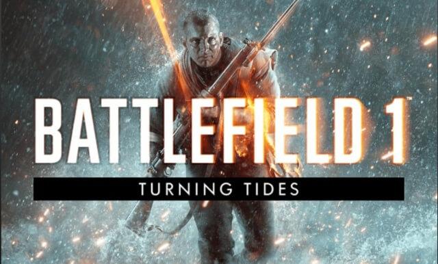 【無料配布】Origin「バトルフィールド1 Turning Tides」