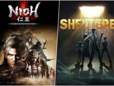 【無料配布】Epic Games「仁王 Complete Edition」「Sheltered」