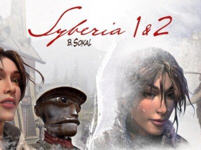 【無料配布】Steamで「Syberia」「Syberia II」期間限定配布中!