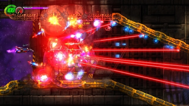 SteamおすすめシューティングゲームJets'n'Guns 2
