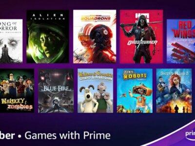 【無料配布】PrimeGamingで「Ghostrunner」など13タイトルが無料配布!
